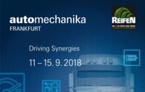 2018年德国法兰克福汽配展