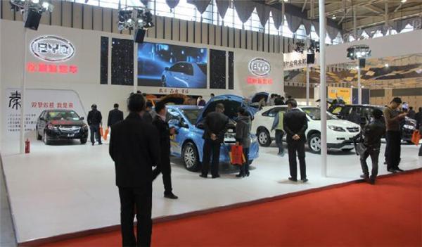 2018第12届山东国际电动车新能源汽车展览会