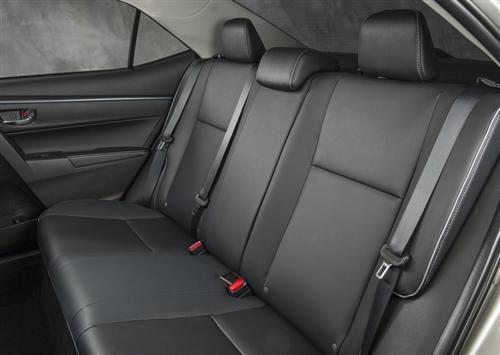2014款卡罗拉高刚性承载式车身解析